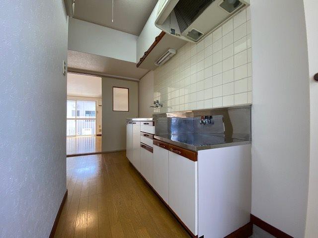 サンパレス相葉 キッチン