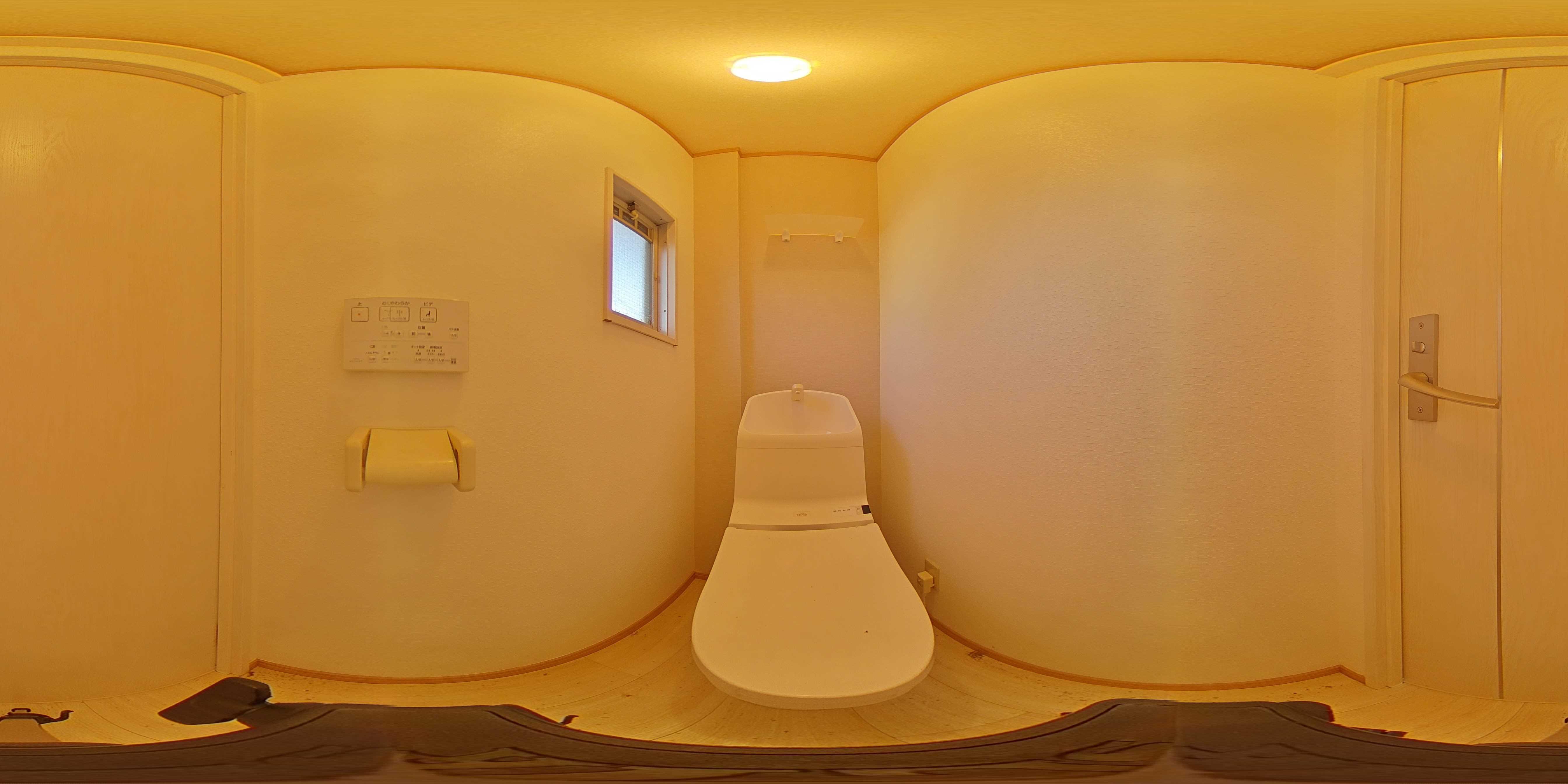 蛭田ハイツ トイレ