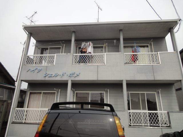 ハイツ・シェル・ド・ポメ 102号室 外観