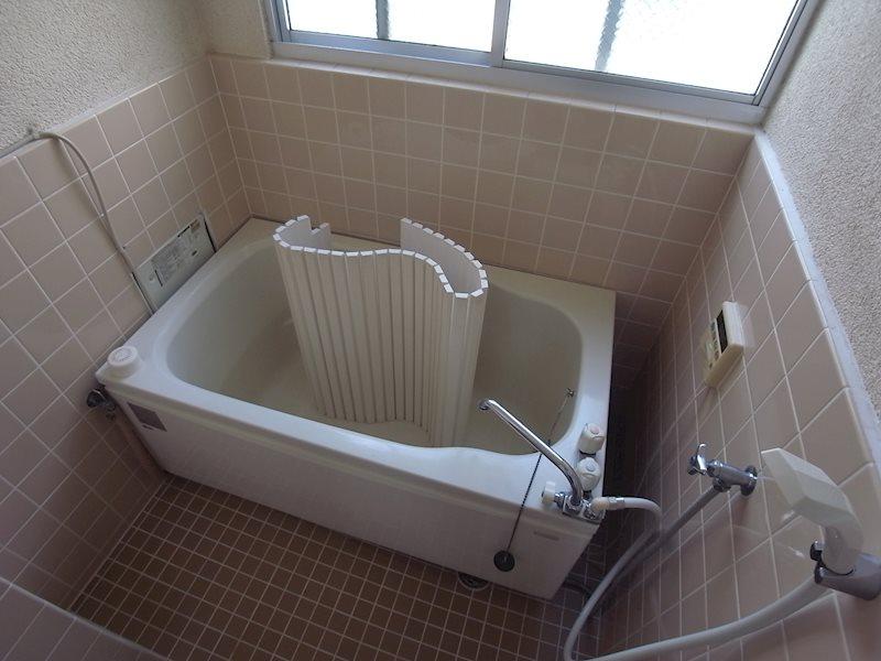 KMコート 風呂画像