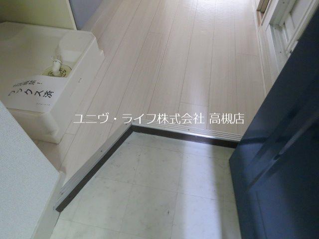 光栄ハイツ芥川 玄関