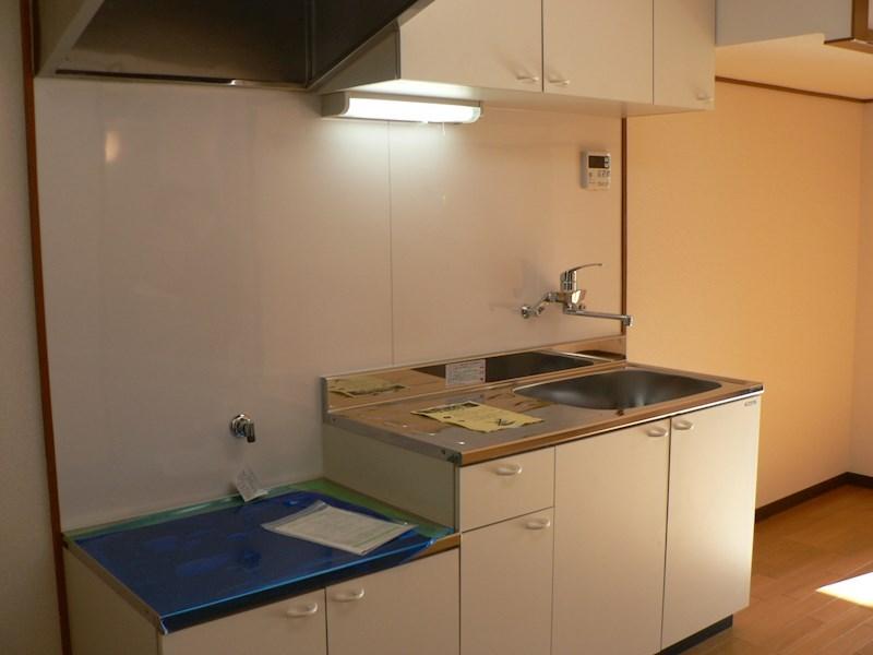 ハイツリラ キッチン
