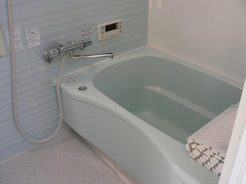 ハイツリラ 風呂画像