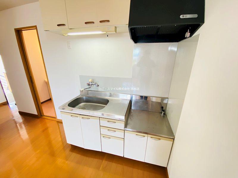コーポA キッチン