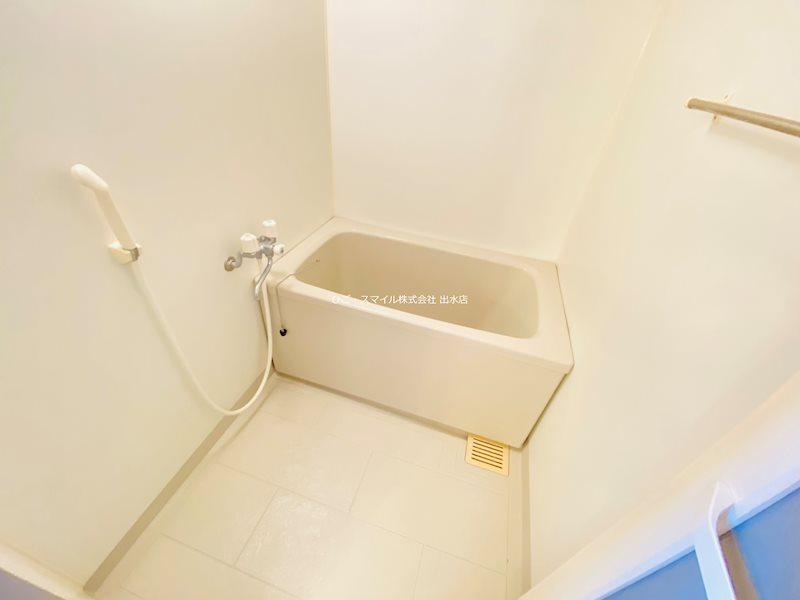 コーポA 風呂画像