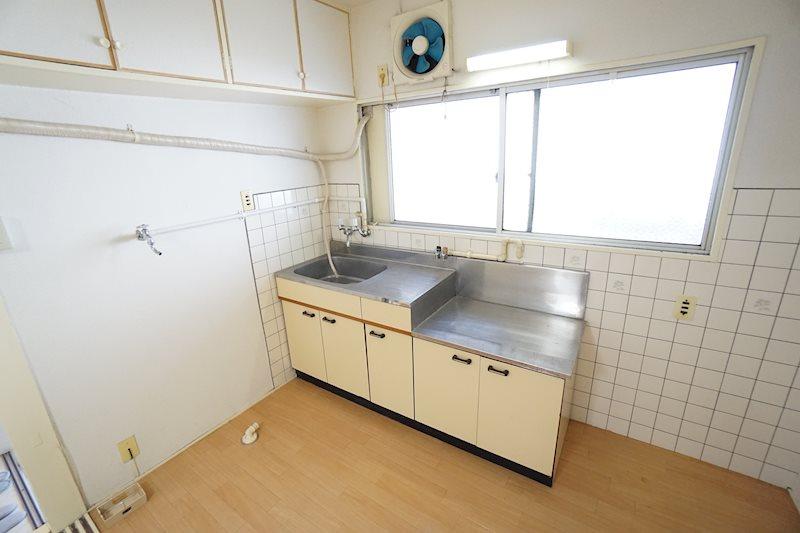 第6濱田ビル キッチン