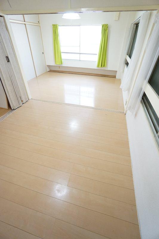 第6濱田ビル ベッドルーム