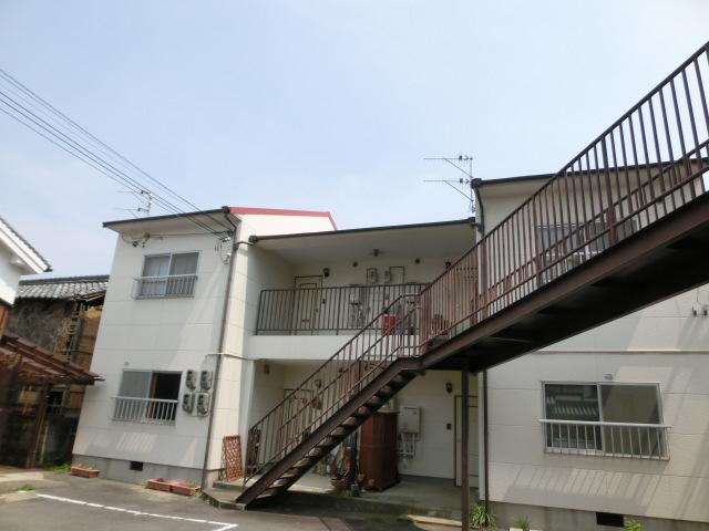 西三木マンション 東館 5号室 外観