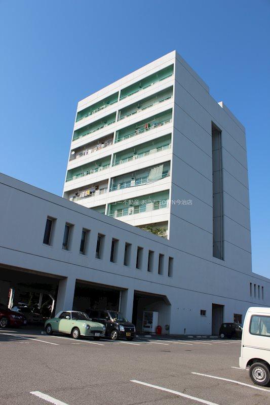情報センタービル 303号室 外観