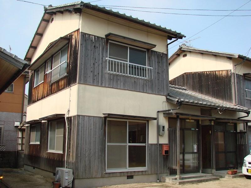 西本貸家(桜井) 外観