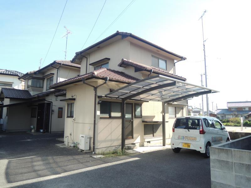 石井町(矢野)貸家 外観