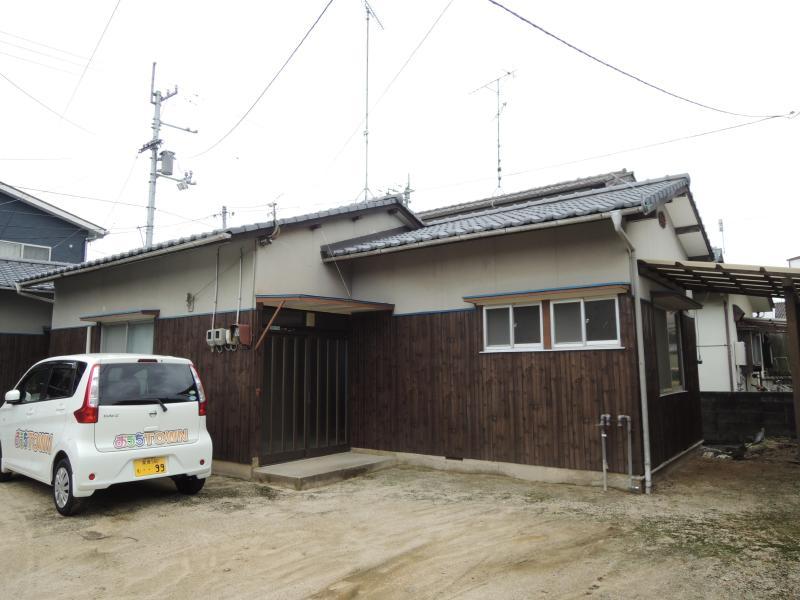松本住宅(別宮町) 外観