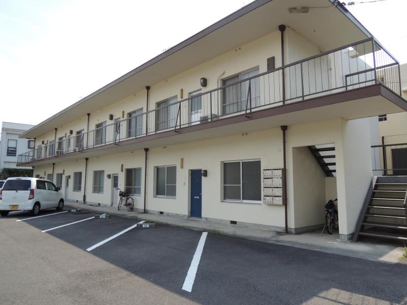清和荘 103号室 外観
