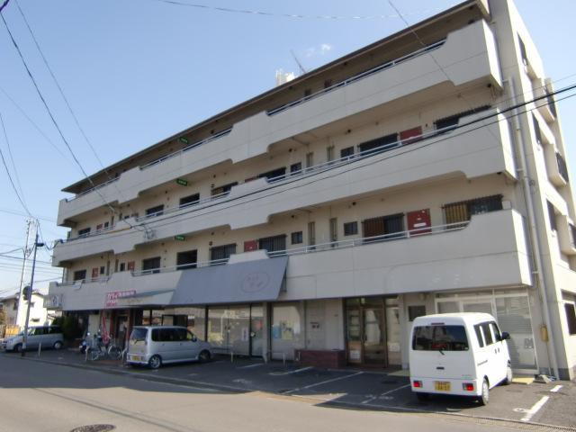 松田マンション 303号室 外観