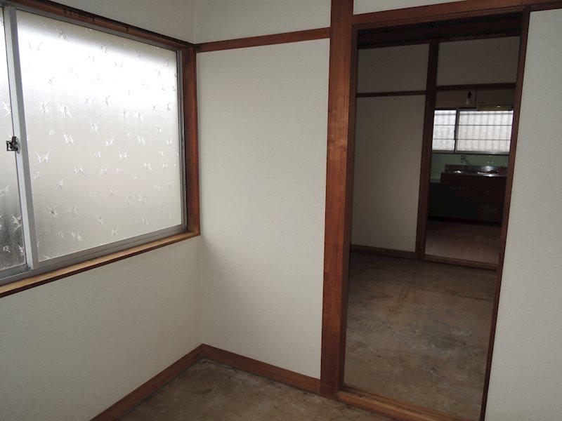 椿荘 ベッドルーム