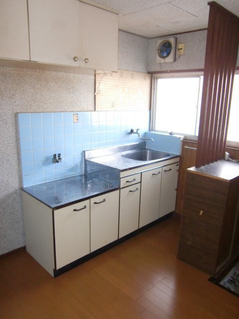 佐々木荘 キッチン