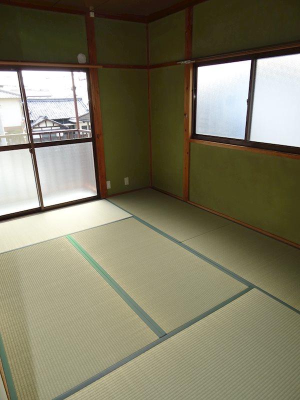 コーポ南風 ベッドルーム