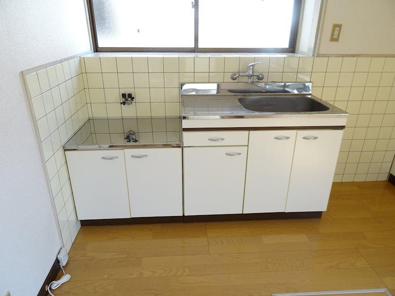 安永貸家(鷹子)Ⅰ キッチン