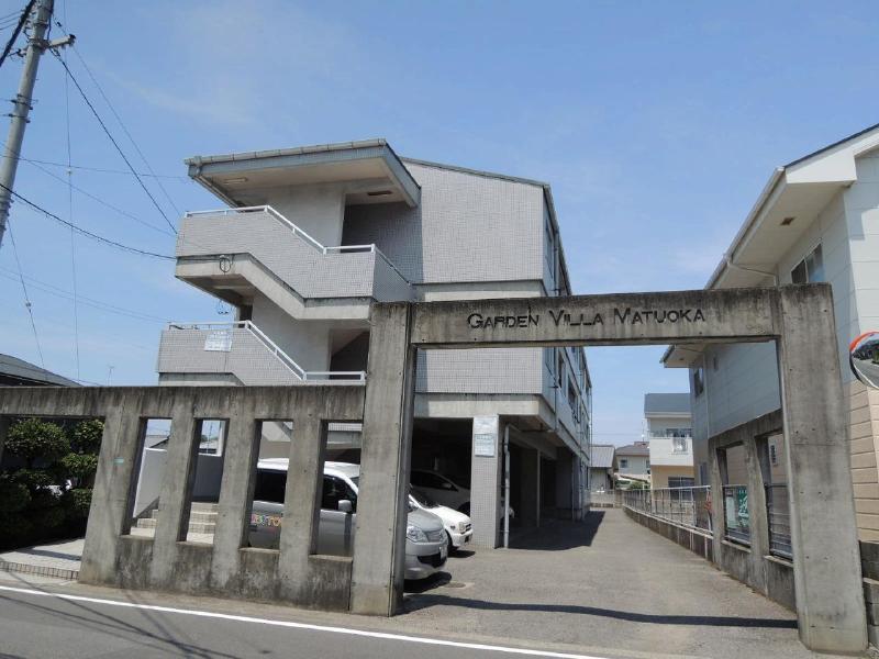 ガーデン・ビラ・マツオカ 201号室 外観