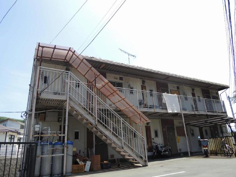 丸山第一ハイツ 201号室 外観