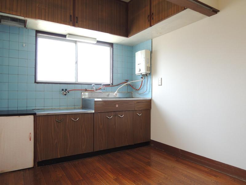 藤田アパート キッチン