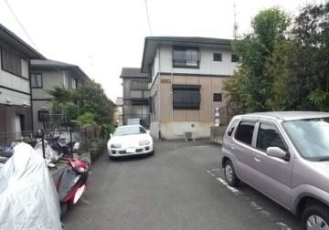 ハイカムール西賀茂 駐車場