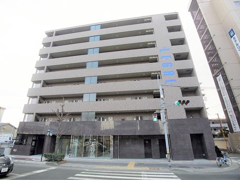 リーガル京都堀川五条通り 外観