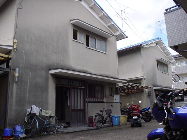 岩松アパート 外観