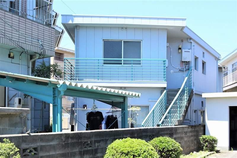 高橋アパート 8号号室 外観