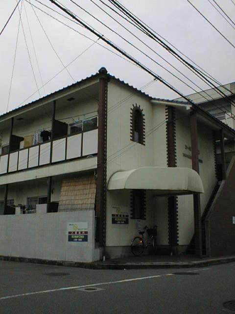 コーポ泉 203号室 外観