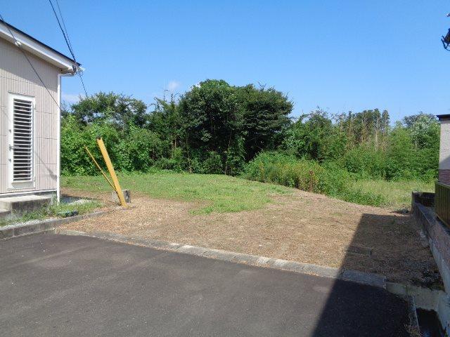角田市横倉字大窪 土地 外観写真