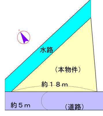 下村町 間取図・土地図