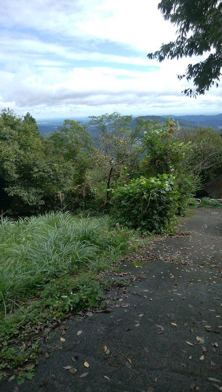 眺望豊かな別荘用地 外観写真