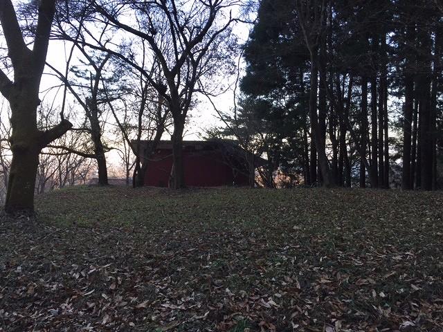 緑に囲まれた静かな別荘地 外観写真