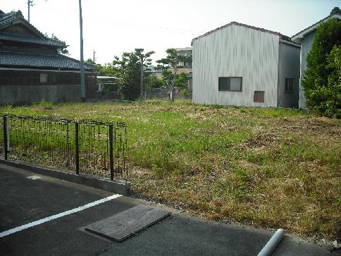 松阪市櫛田町 現地写真