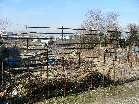 三重県松阪市駅部田町 現地写真