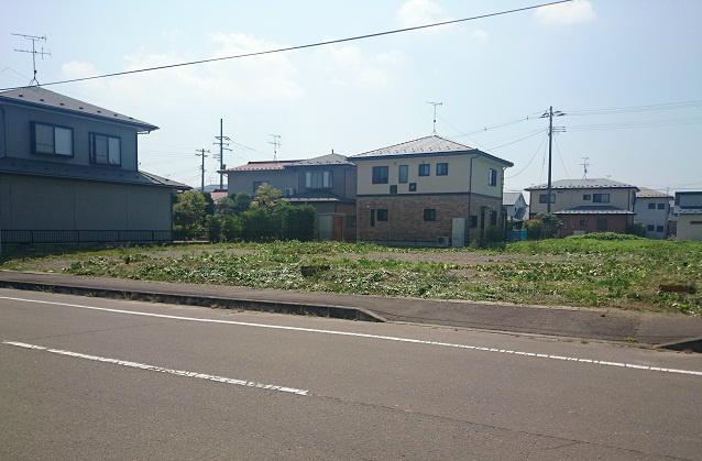 角田市岡字駅前南12番2、12番3 外観写真