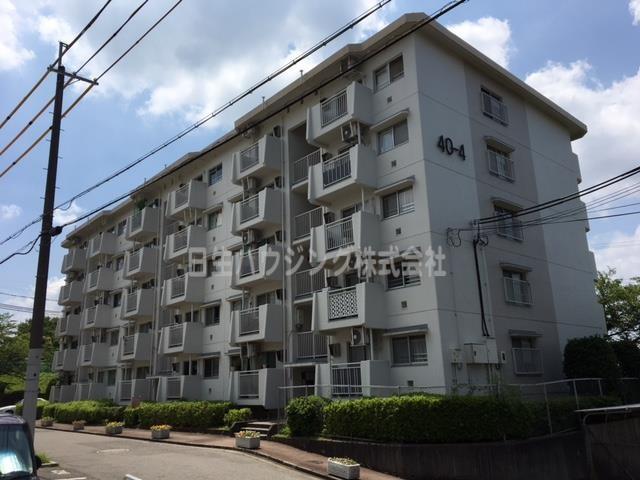 槇塚台C住宅 4号棟 外観写真