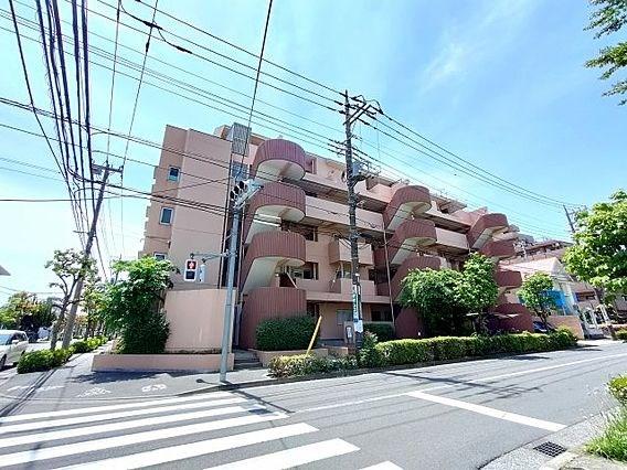 東武大師前サンライトマンション3号館  ★リノベーションマンション★ 809号室 外観写真