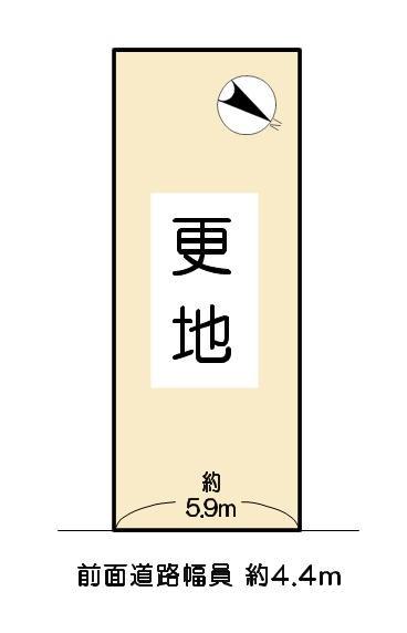 近江八幡市日吉野町 間取り図