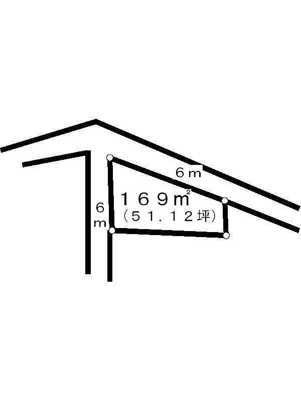 土岐市泉町河合 間取図・土地図