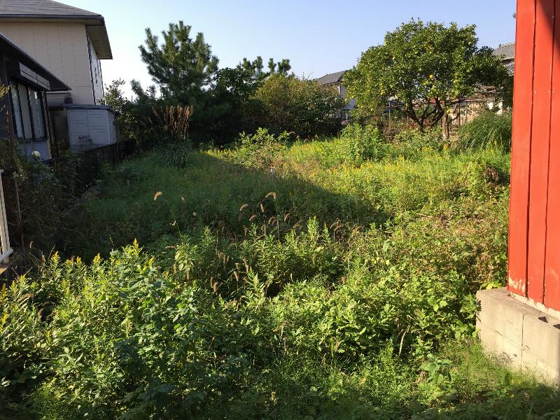 鈴鹿市神戸4丁目土地 外観写真