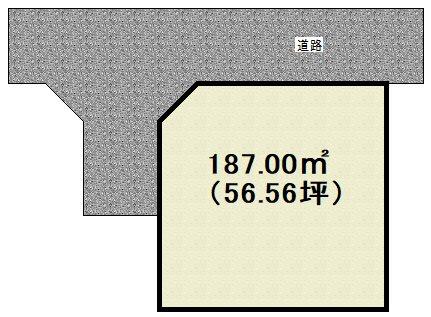 河内分譲3 間取り図