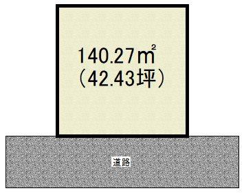 生板分譲11 間取り図