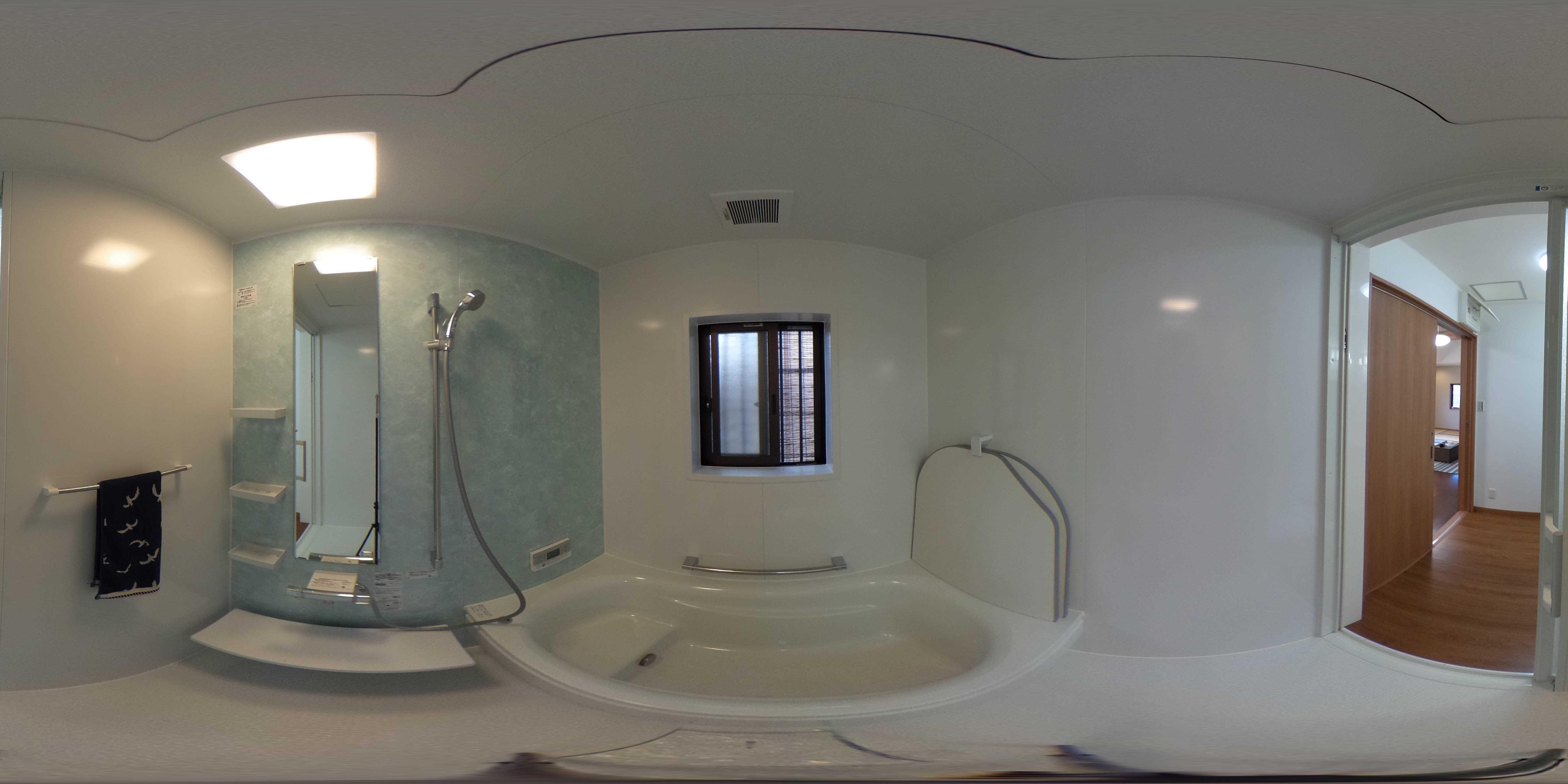 西観音町 内観写真(浴室)