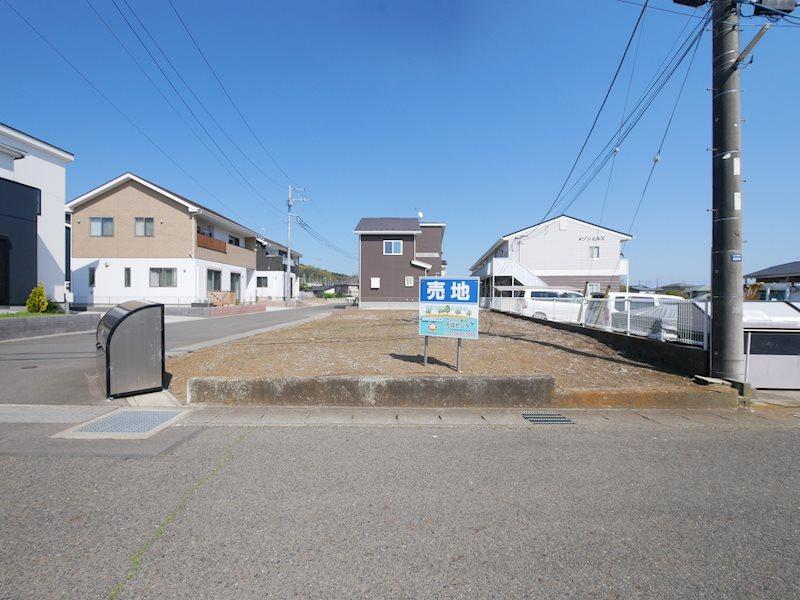 石名坂町1丁目2期 G区画 現地写真