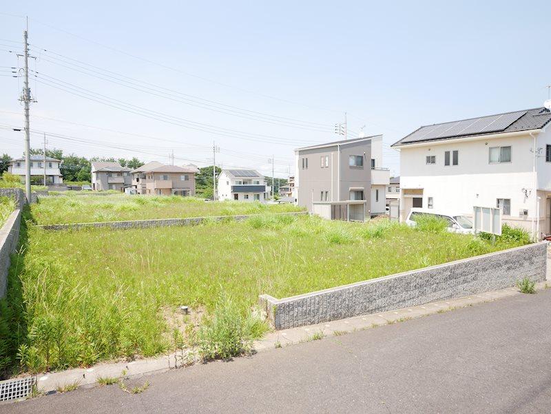 東海村村松字平原3082番9 現地写真