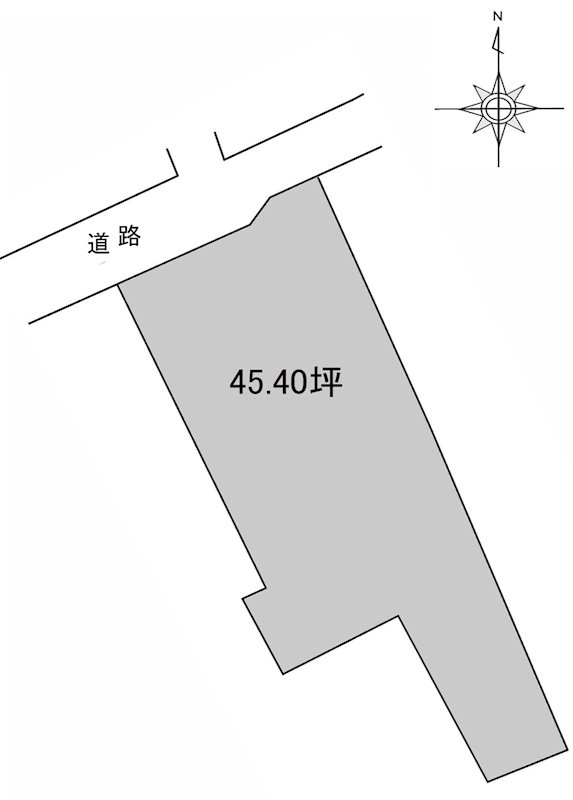 新居浜市港町 間取り図