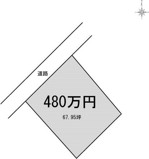 新居浜市松神子 間取り図