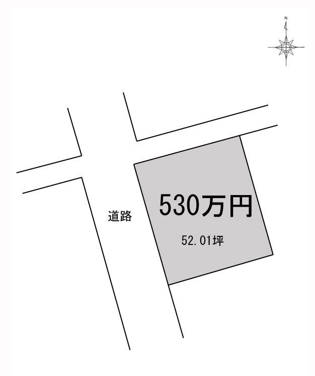 新居浜市田の上 間取り図